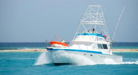 Aruba Fishing Charters